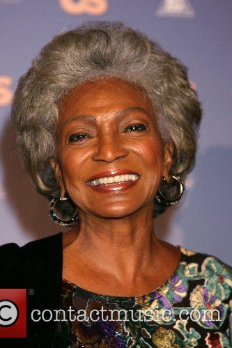 Nichelle Nichols US Weekly Hot Hollywood Party at...