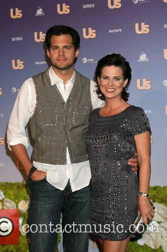 Kristoffer Polaha and Julianne Morris US Weekly Hot...