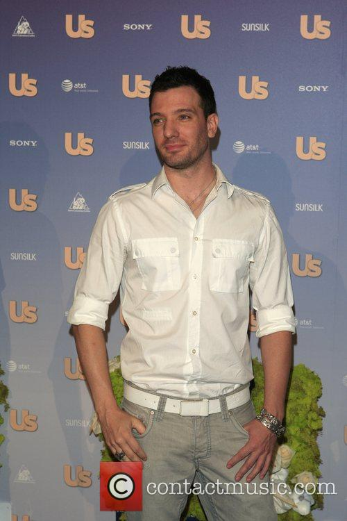 JC Chasez US Weekly Hot Hollywood Party at...