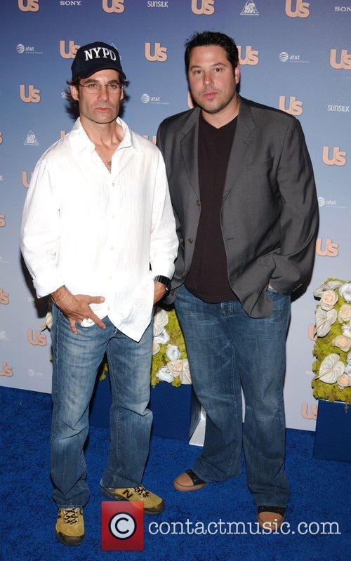 Adrian Pasdar and Greg Grunberg US Weekly Hot...