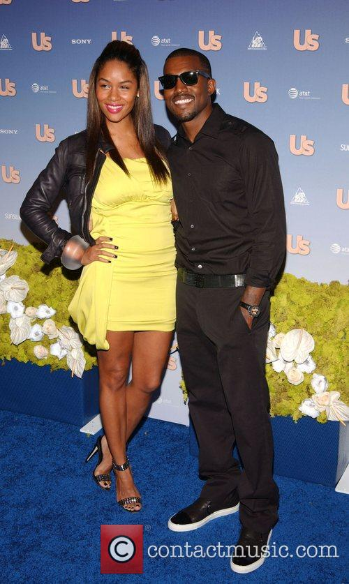 Kanye West and Alexis Pfeiffer US Weekly Hot...