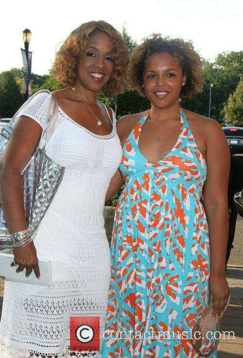Gayle King and Daughter Kirby 2