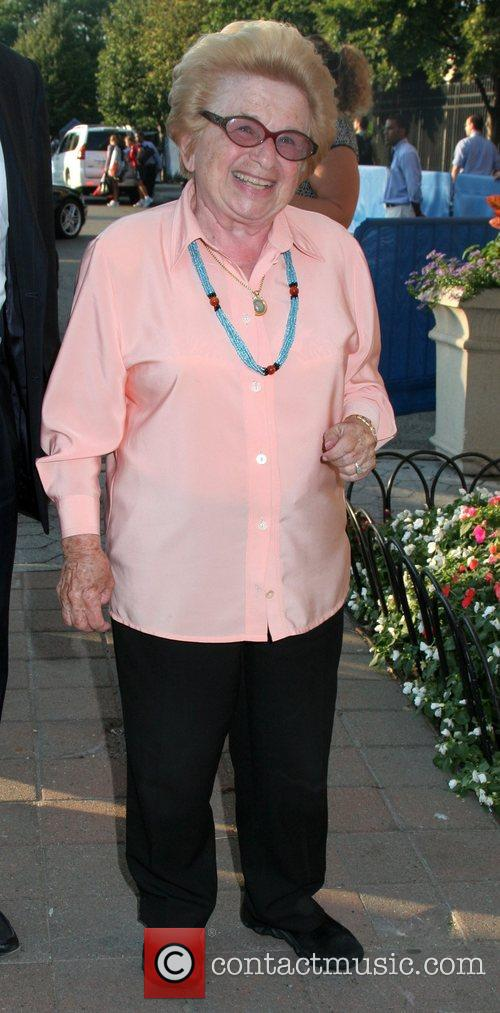 Dr. Ruth Westheimer Opening Night Gala at the...