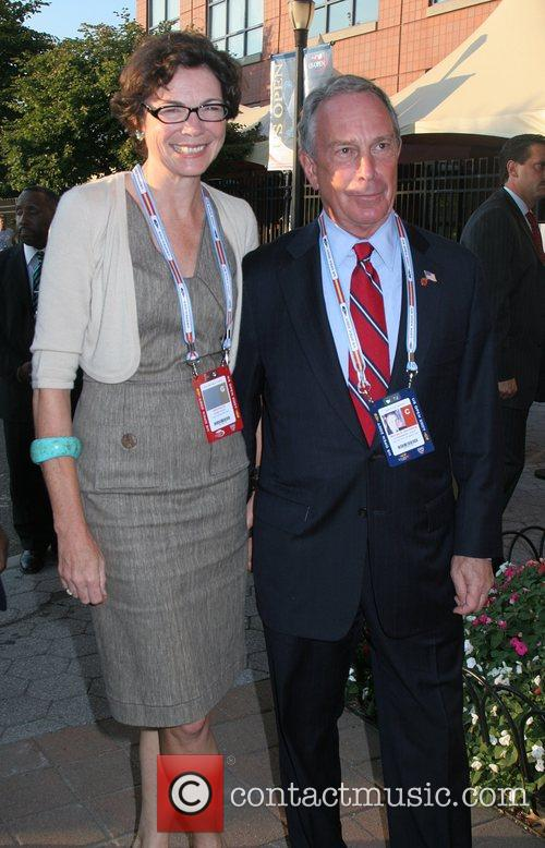 Diana Taylor and Michael Bloomberg 6