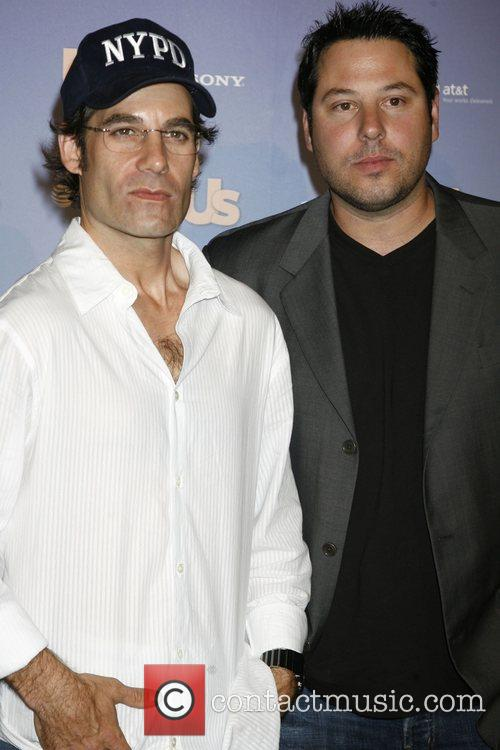 Adrian Pasdar and Greg Grunberg US Weekly Presents...