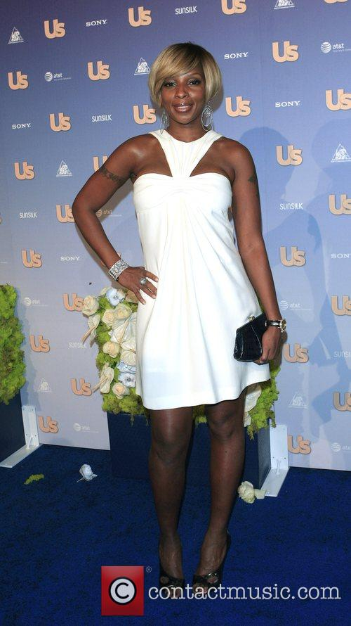 Mary J. Blige US Weekly Hot Hollywood Party...