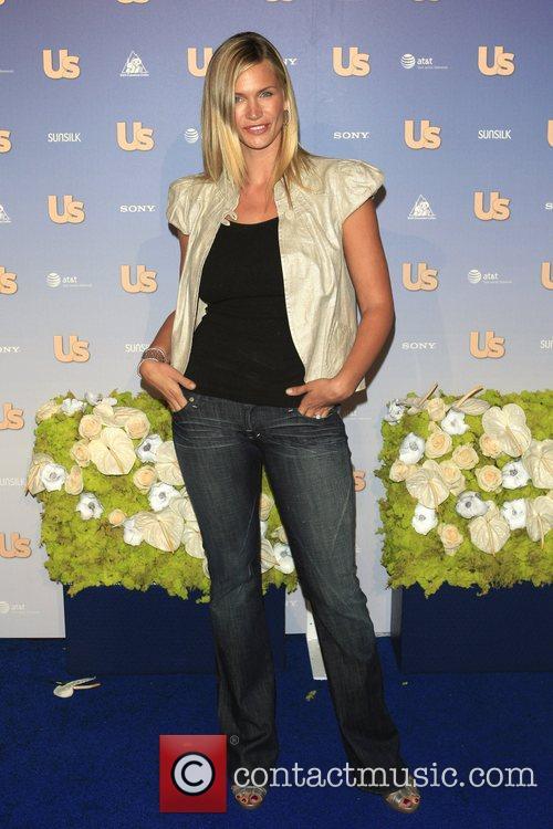 Natasha Hensbridge US Weekly Hot Hollywood Party at...
