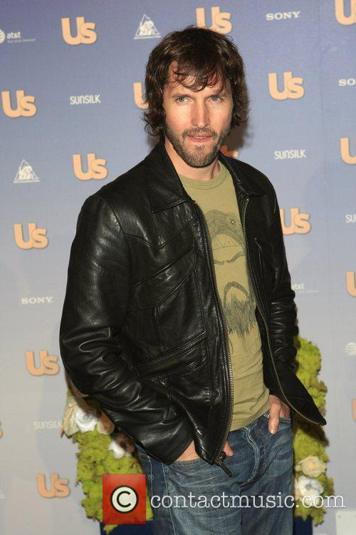 James Blunt US Weekly Hot Hollywood Party at...