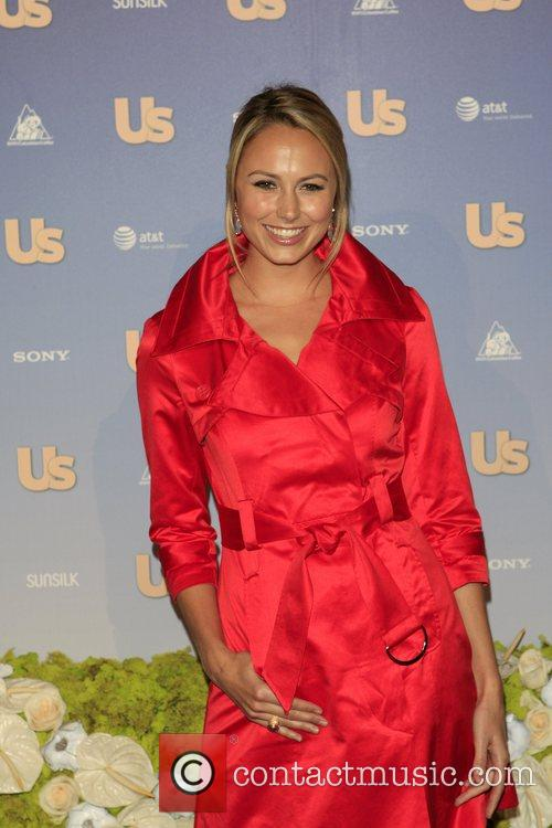 Stacy Keibler US Weekly Hot Hollywood Party at...