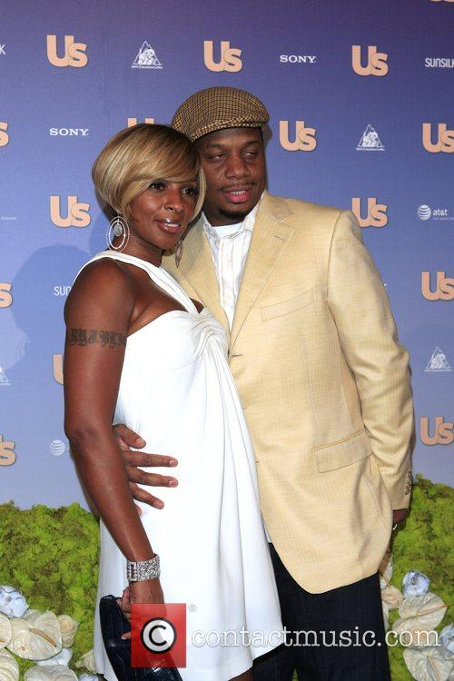 Mary J. Blige and Kendu Issacs US Weekly...
