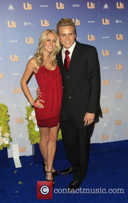 Heidi Montag and Spencer Pratt US Weekly Hot...