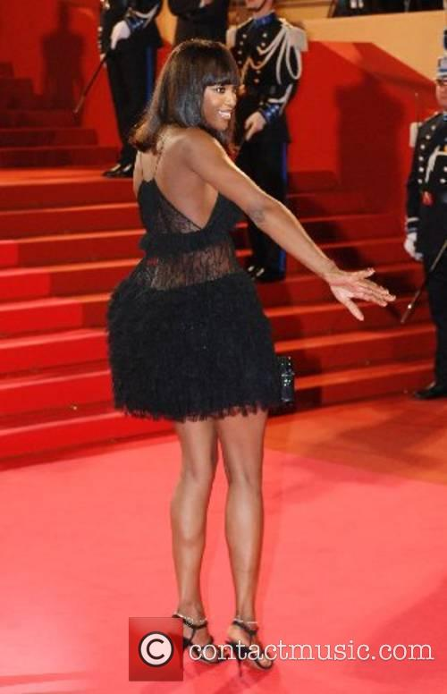 Naomi Campbell 2007 Cannes Film Festival Day 11...