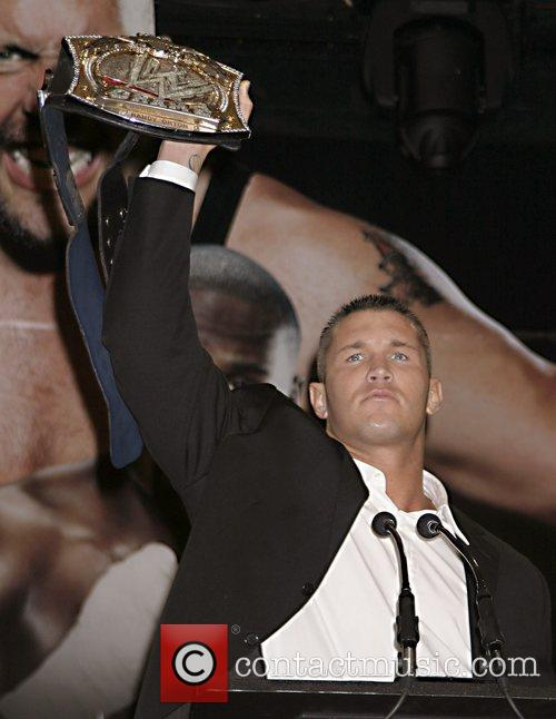 Randy Orton, Hard Rock Cafe Times Square and Times Square 5