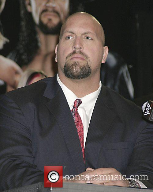 The Big Show Aka Paul Wight, Hard Rock Cafe Times Square and Times Square 4