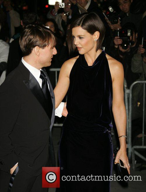 Tom Cruise and Katie Holmes 8