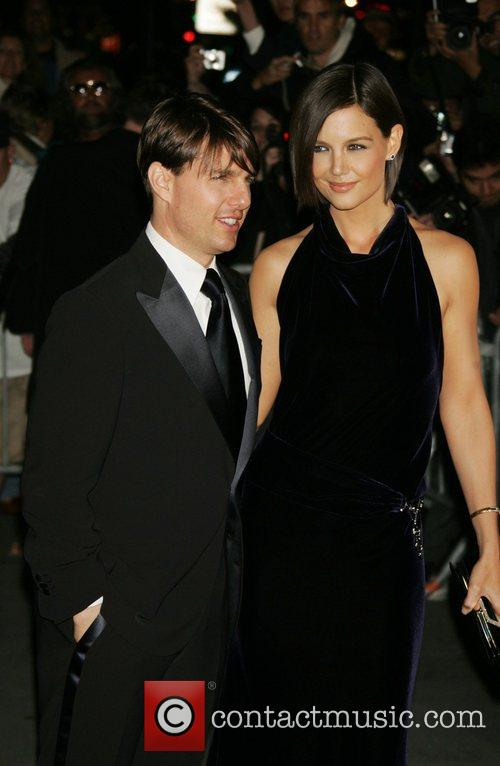 Tom Cruise and Katie Holmes 7