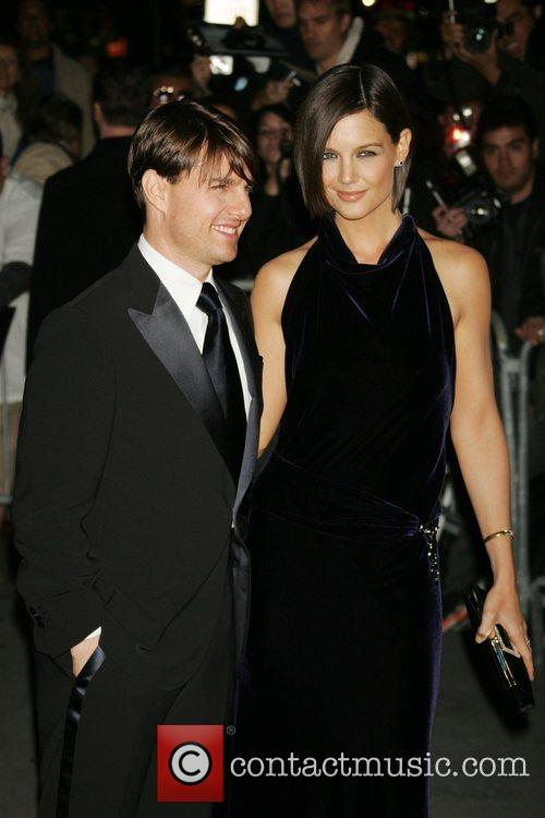 Tom Cruise and Katie Holmes 6