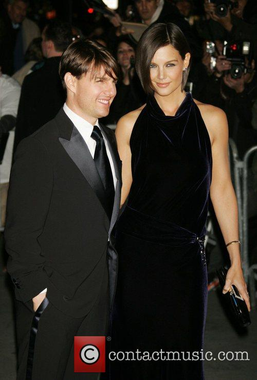 Tom Cruise and Katie Holmes 5