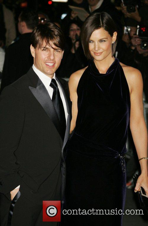 Tom Cruise and Katie Holmes 3