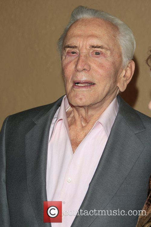 Kirk Douglas Stars of stage and screen gather...