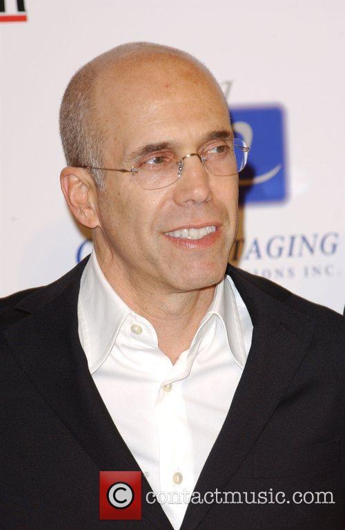 Jeffrey Katzenberg Stars of stage and screen gather...
