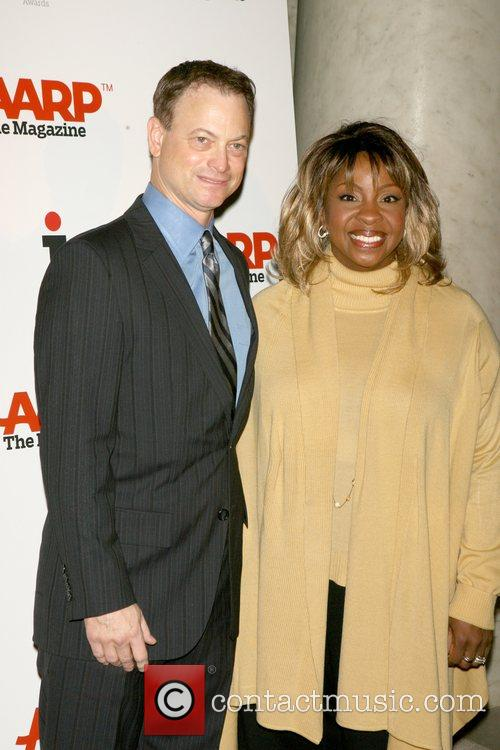 Gary Sinise and Gladys Knight 6
