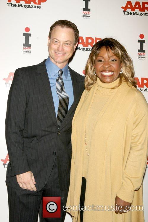 Gary Sinise and Gladys Knight 2