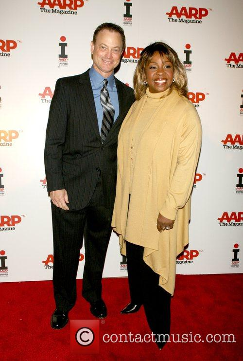 Gary Sinise and Gladys Knight 3