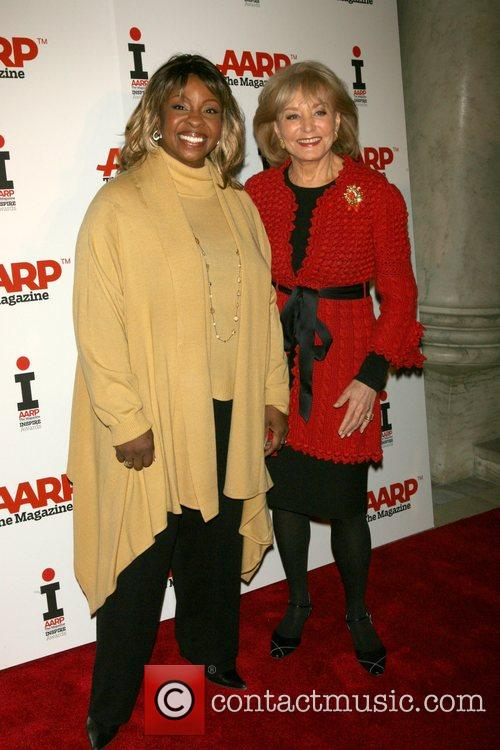 Gladys Knight and Barbara Walters 3