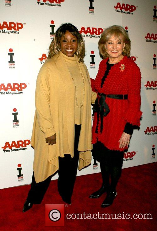 Gladys Knight and Barbara Walters 4