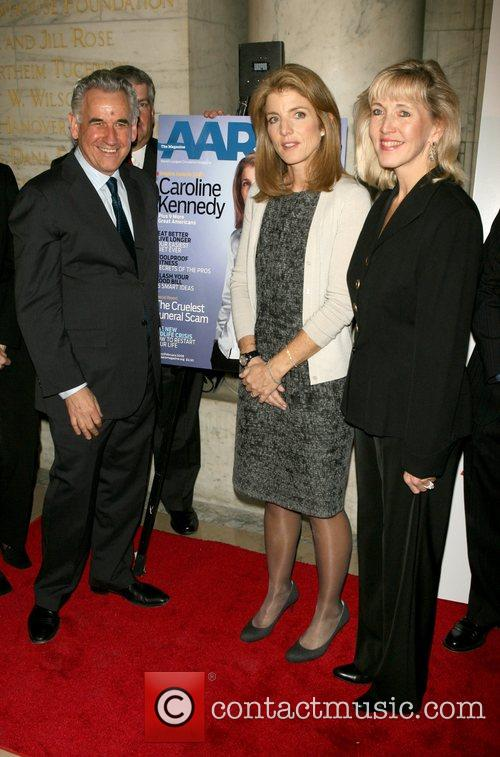 AARP The Magazine 2008 Inspire Awards at the...