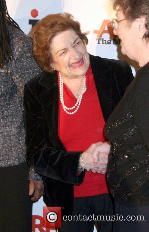 Helen Thomas and guest AARP The Magazine 2008...