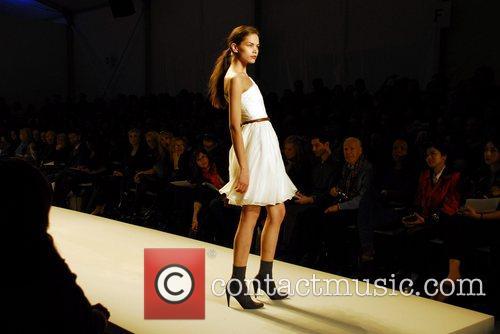 Mercedes-Benz Fashion Week Fall 2008 - Abaete -...