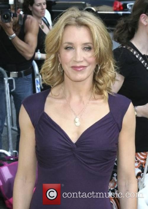 Felicity Huffman ABC Upfronts held at Lincoln Centre...