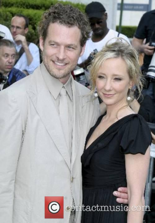 James Tupper and Anne Heche ABC Upfronts held...