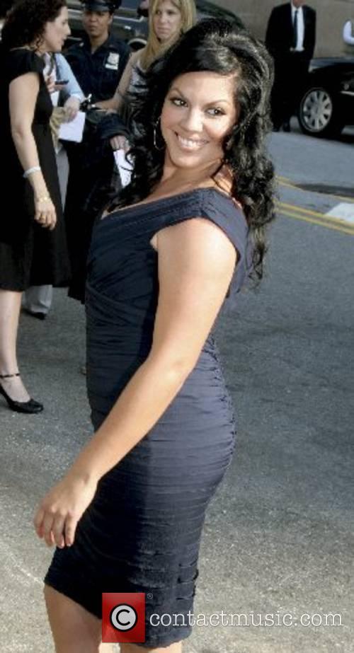 Sara Ramirez ABC Upfronts held at Lincoln Centre...