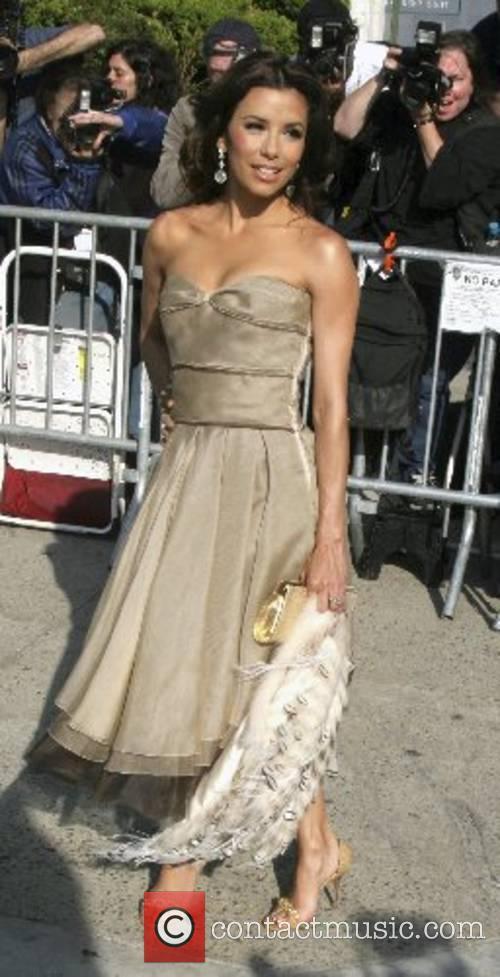 Eva Longoria ABC Upfronts held at Lincoln Centre...