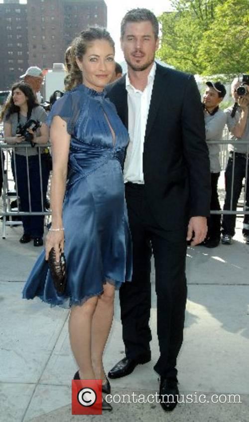 Rebecca Gayheart and Eric Dane ABC Upfronts held...