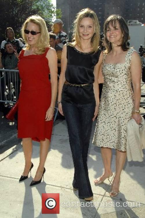 Patricia Wettig, Calista Flockhart and Sally Field ABC...
