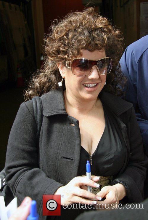 Marissa Jaret Winokur and Dancing With The Stars 1