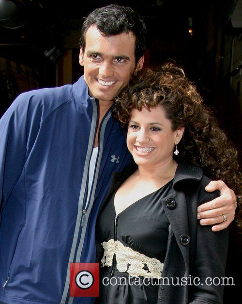 Tony Dovolani and Dancing With The Stars 4