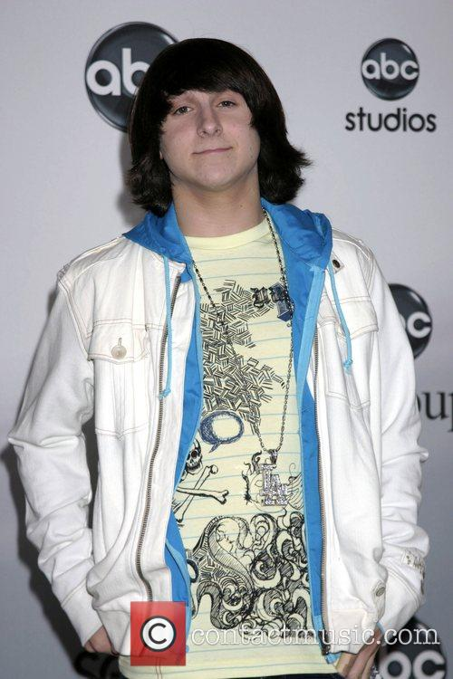 Mitchel Musso ABC TCA Summer Party at the...