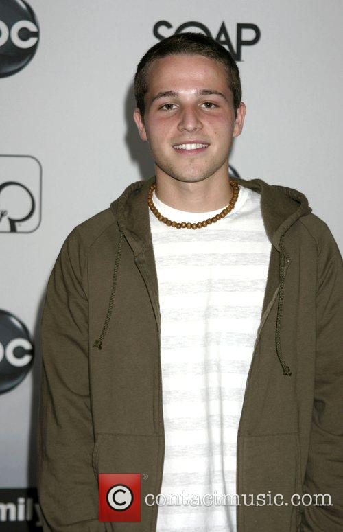 Shaun Pyfrom ABC TCA Summer Party at the...