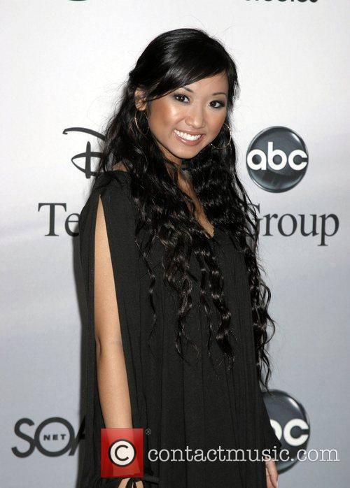 Brenda Song ABC TCA Summer Party at the...
