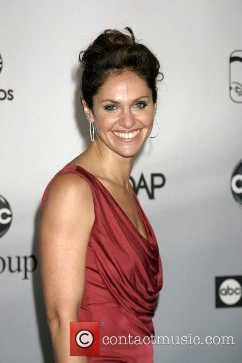 Amy Brenneman ABC TCA Summer Party at the...