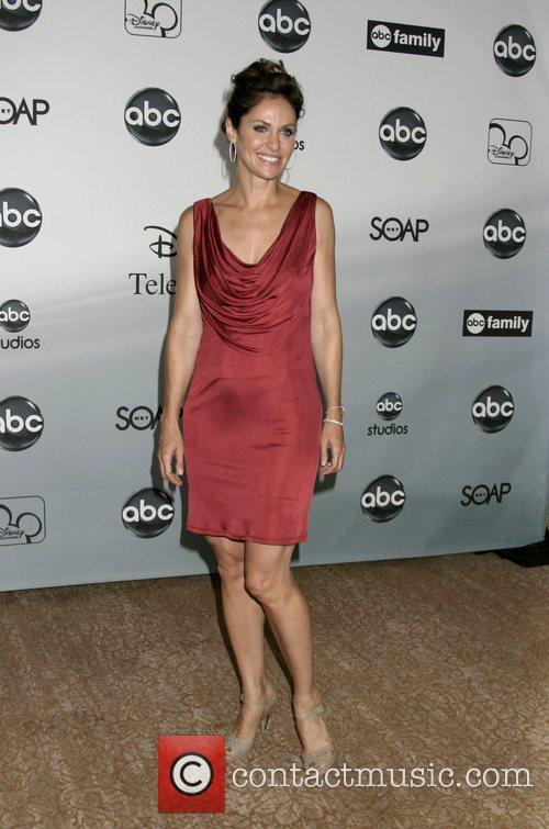 Amy Brenneman, Abc Tca Summer Party, Beverly Hilton Hotel