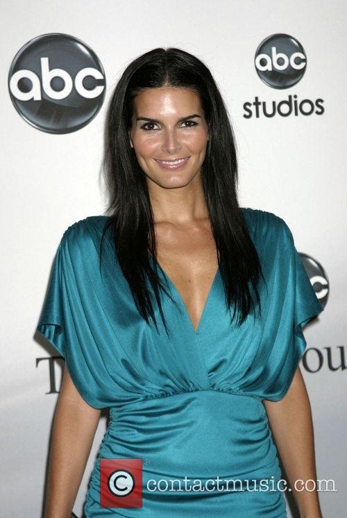 Angie Harmon  ABC TCA Summer Party at...