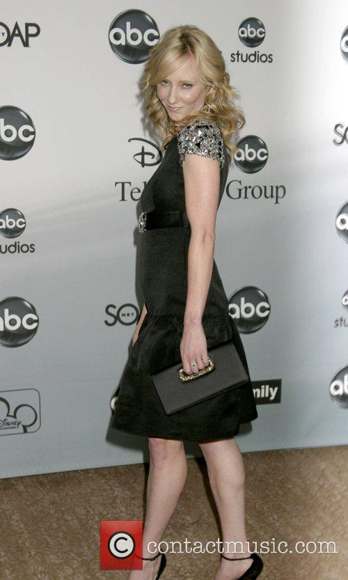 Anne Heche ABC TCA Summer Party at the...