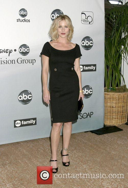 Christina Applegate ABC TCA Summer Party at the...