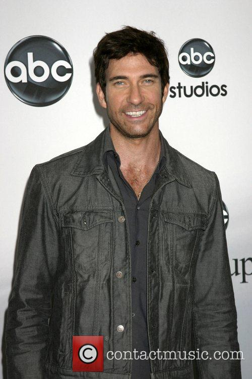 Dylan McDermott ABC TCA Summer Party at the...